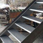 Inox stepeništa i platforme