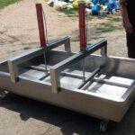 Inox presa za sir od prohroma